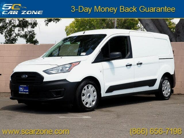 2020 Ford Transit Connect Cargo XL LWB FWD with Rear Cargo Doors