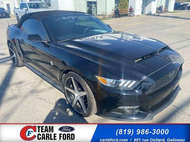 2015 Ford Mustang V6 Convertible RWD