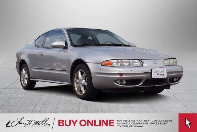 2001 Oldsmobile Alero GL Coupe