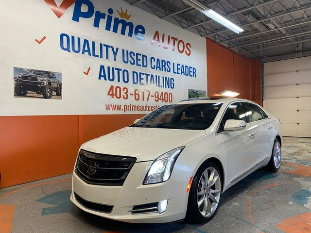 2015 Cadillac XTS Platinum V-Sport AWD