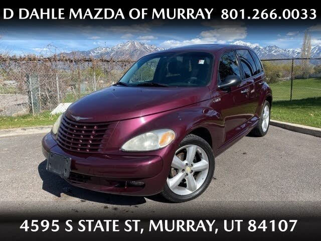 2003 Chrysler PT Cruiser GT Wagon FWD