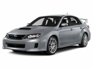 2014 Subaru Impreza WRX STI Sedan AWD