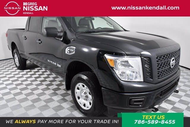 2016 Nissan Titan XD S Crew Cab