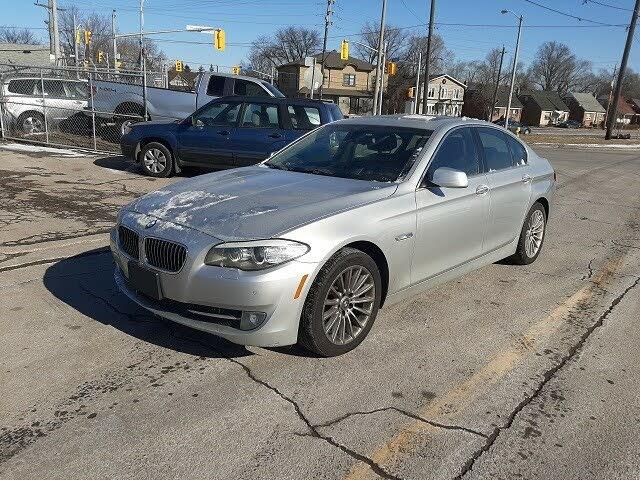2011 BMW 5 Series 535i Sedan RWD