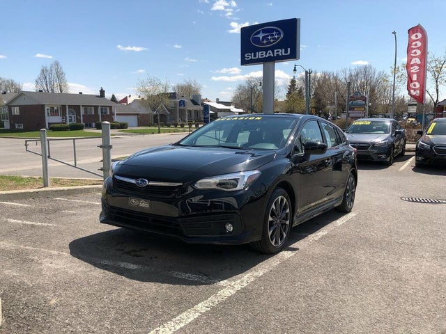 2020 Subaru Impreza 2.0i Sport Hatchback AWD with EyeSight Package