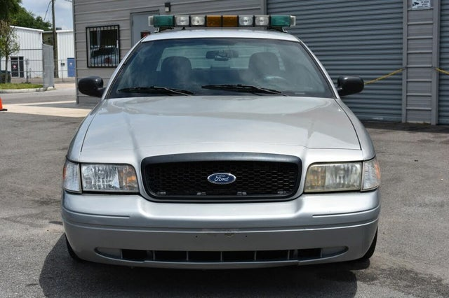 2010 Ford Crown Victoria Commercial Fleet