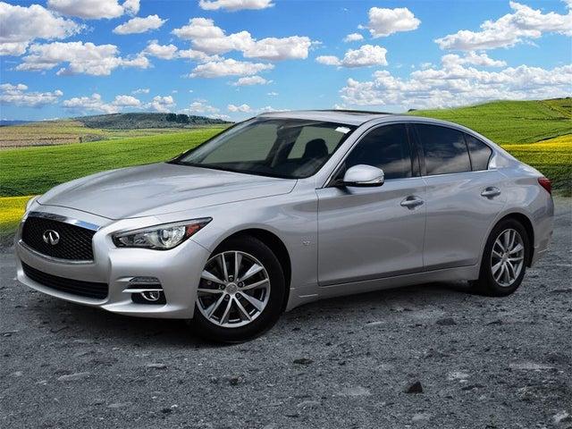 2015 INFINITI Q50 3.7 Premium RWD