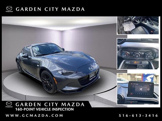 2018 Mazda MX-5 Miata RF Club RWD