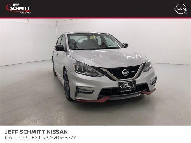 2018 Nissan Sentra NISMO FWD