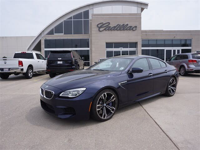 2017 BMW M6 Gran Coupe RWD