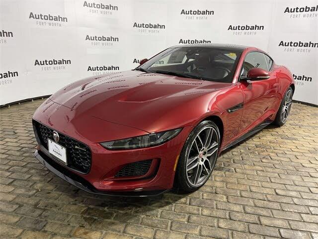 2021 Jaguar F-TYPE R-Dynamic Coupe AWD