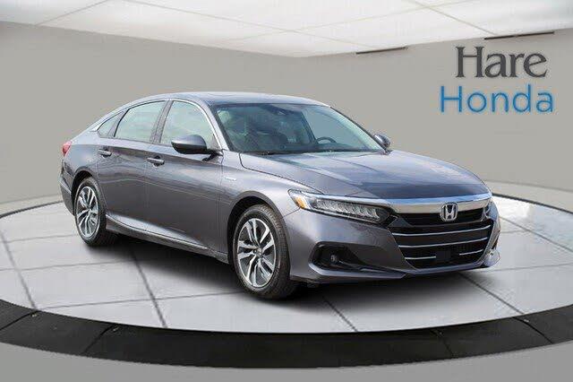 2021 Honda Accord Hybrid EX FWD