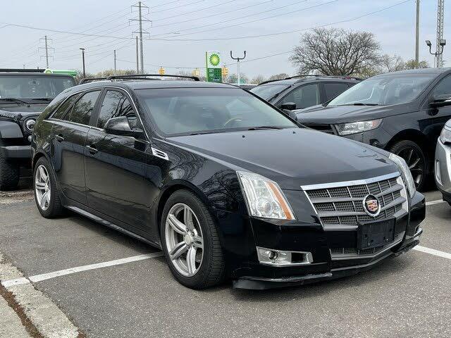 2010 Cadillac CTS Sport Wagon 3.6L Premium AWD