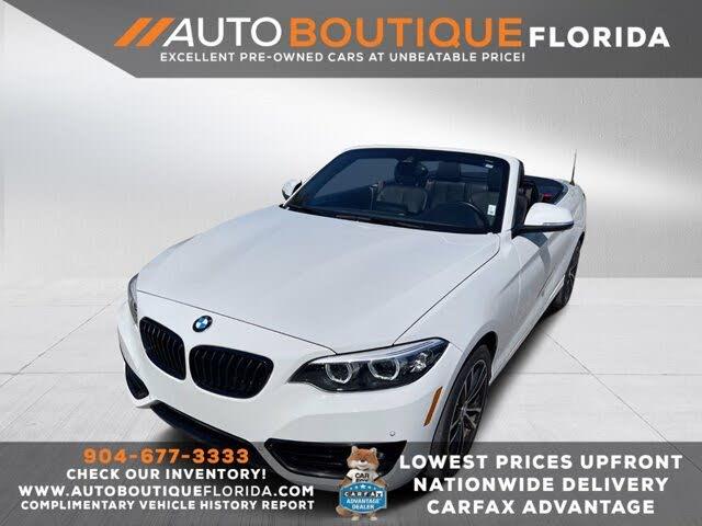 2020 BMW 2 Series 230i xDrive Convertible AWD