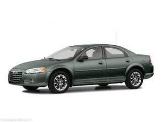 2004 Chrysler Sebring Limited Sedan FWD