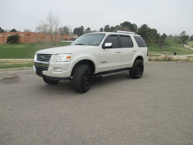 2006 Ford Explorer Limited V8 4WD