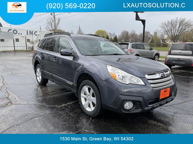 2014 Subaru Outback 2.5i Premium