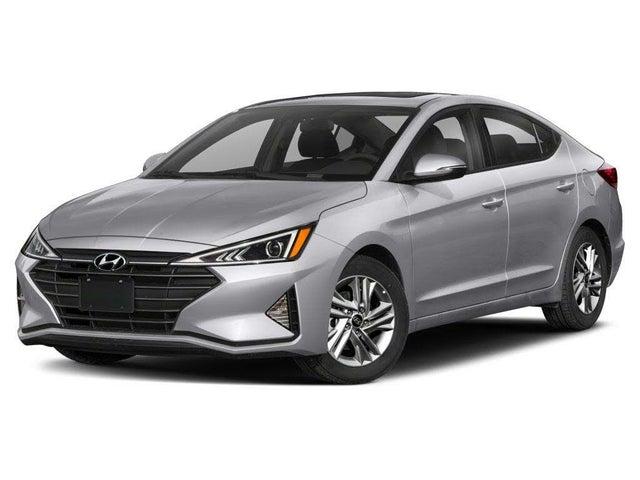 2019 Hyundai Elantra Luxury Sedan FWD