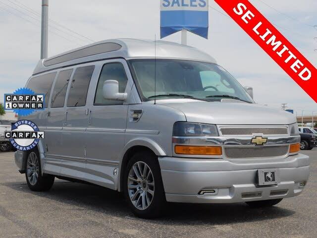 2019 Chevrolet Express 2500 LS RWD