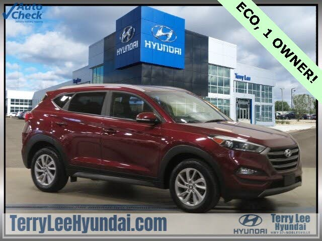 2016 Hyundai Tucson 1.6T Eco FWD with Beige Seats