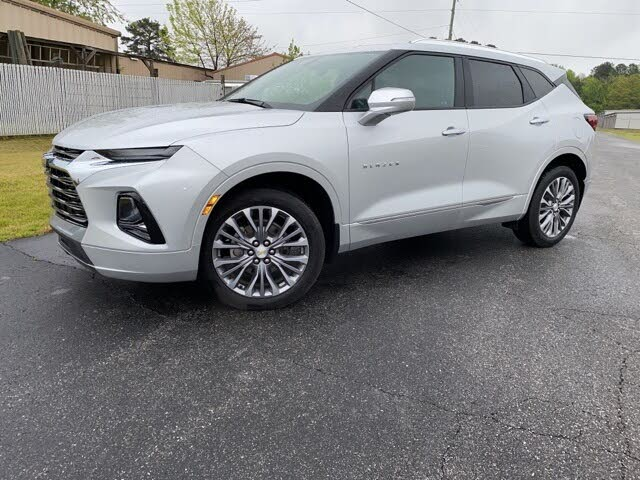 2019 Chevrolet Blazer Premier FWD