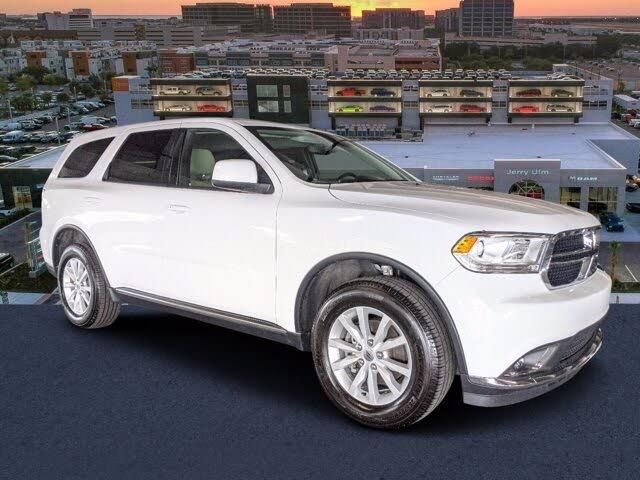 2020 Dodge Durango SXT AWD