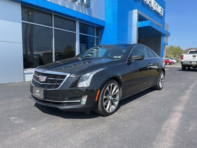 2015 Cadillac ATS Coupe 2.0T Luxury AWD