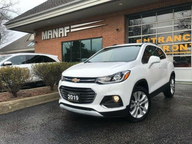 2019 Chevrolet Trax Premier AWD
