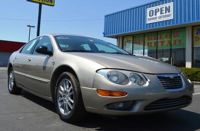 2002 Chrysler 300M FWD
