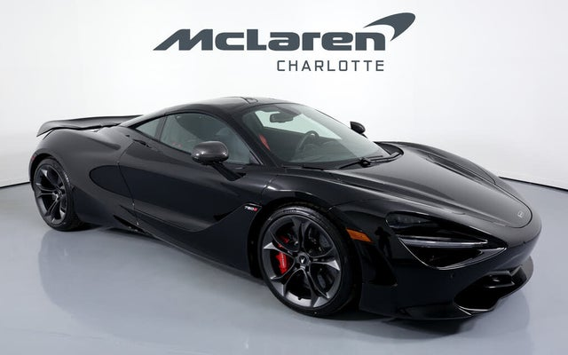 2020 McLaren 720S Performance Coupe RWD