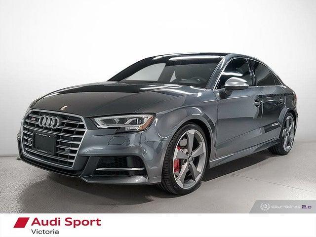 2019 Audi S3 2.0T quattro Technik AWD