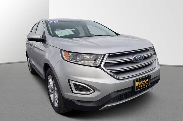 2018 Ford Edge Titanium AWD