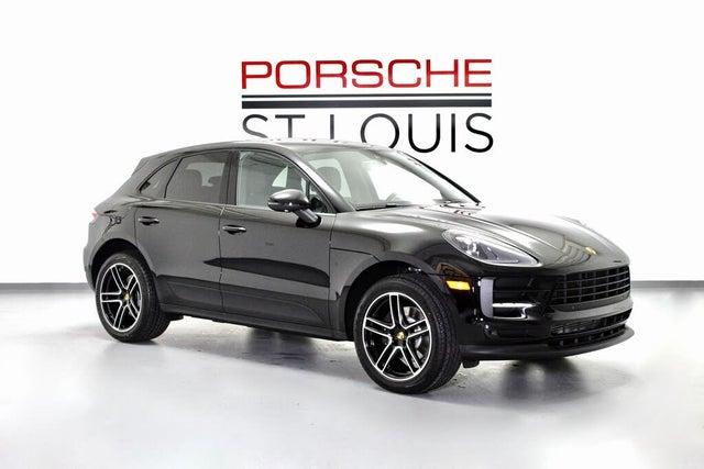 2020 Porsche Macan AWD