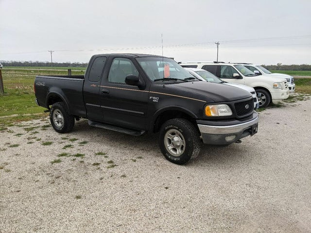 2000 Ford F-150 Lariat 4WD Extended Cab SB