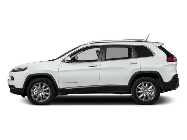 2017 Jeep Cherokee Trailhawk L Plus 4WD