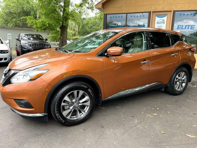 2015 Nissan Murano S AWD
