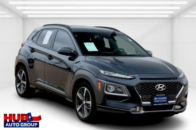 2018 Hyundai Kona Ultimate FWD