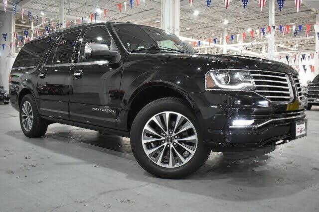 2016 Lincoln Navigator L Select RWD