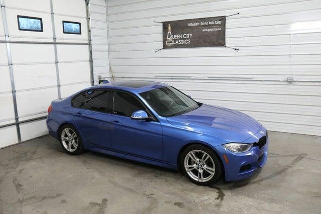2013 BMW 3 Series 335i Sedan RWD