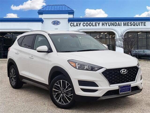 2021 Hyundai Tucson SEL FWD