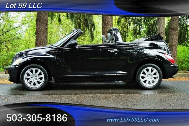 2007 Chrysler PT Cruiser Touring Convertible FWD
