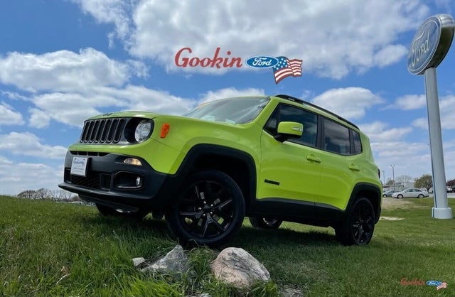 2017 Jeep Renegade Altitude 4WD