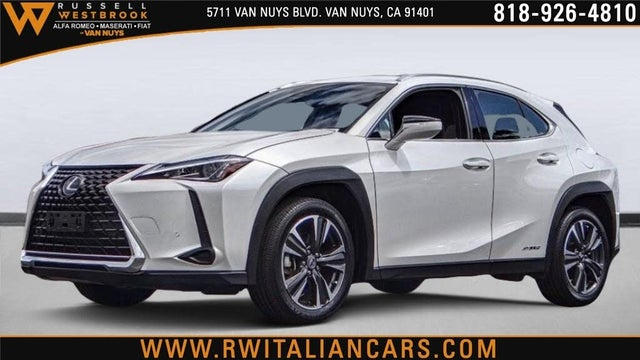 2019 Lexus UX Hybrid 250h Luxury AWD