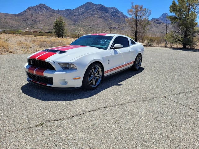 2010 Ford Mustang Shelby GT500 Coupe RWD