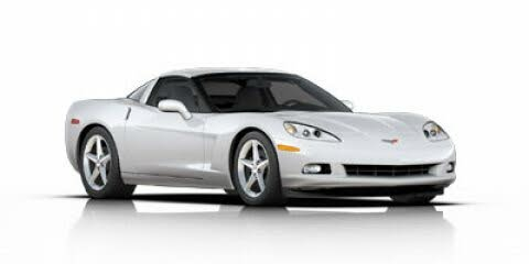 2012 Chevrolet Corvette 3LT Coupe RWD