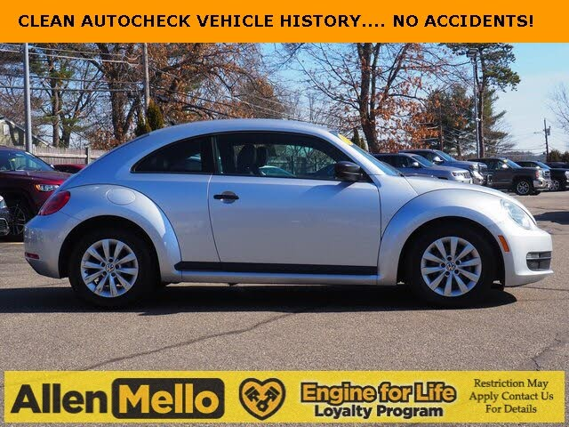 2013 Volkswagen Beetle 2.5L Entry