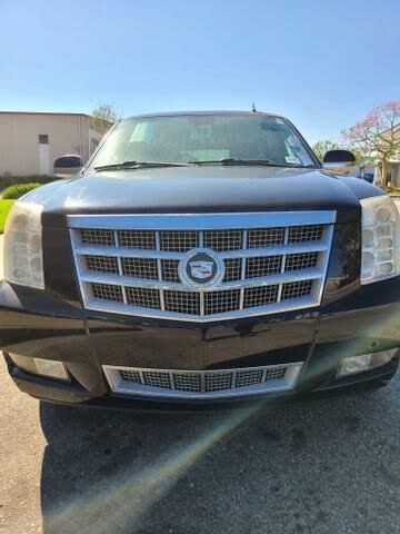 2009 Cadillac Escalade Platinum 4WD