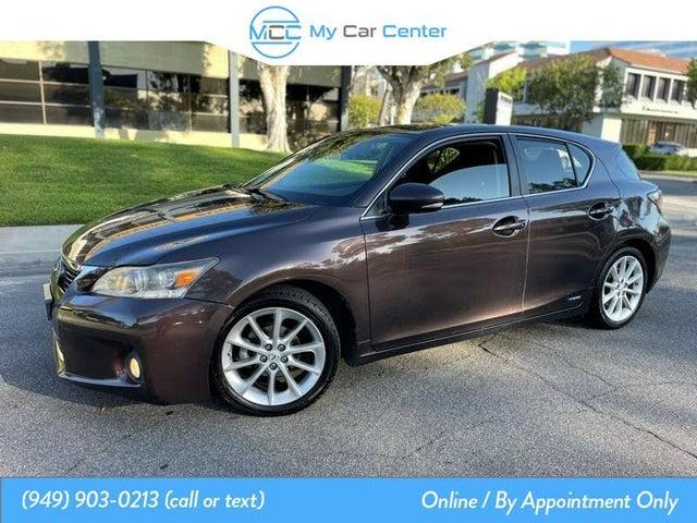 2012 Lexus CT Hybrid 200h Premium FWD
