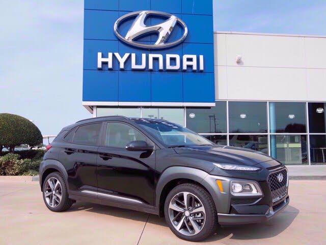 2021 Hyundai Kona Limited FWD