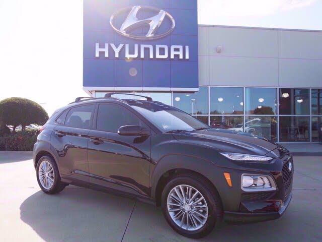 2021 Hyundai Kona SEL Plus FWD